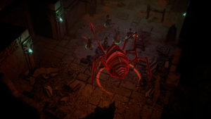 Screenshot for the game Pathfinder: Wrath of the Righteous