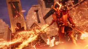 Screenshot for the game Aragami 2