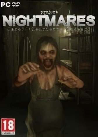 Cover Project Nightmares Case 36: Henrietta Kedward