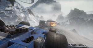 Screenshot for the game GRIP: Combat Racing