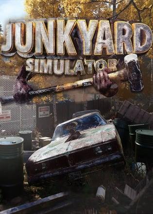 Cover Junkyard Simulator